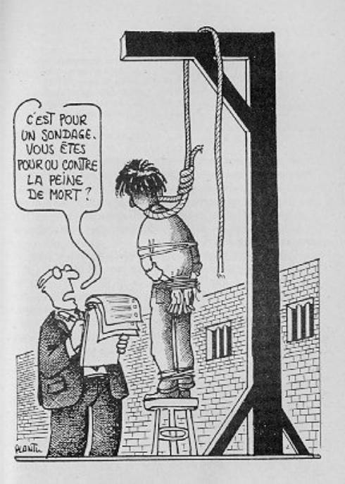 pour la peine de mort dissertation Dénonciation de la peine de mort en france introduction page 1 prface du dernier jour dun condamn mort de victor hugo (1832.