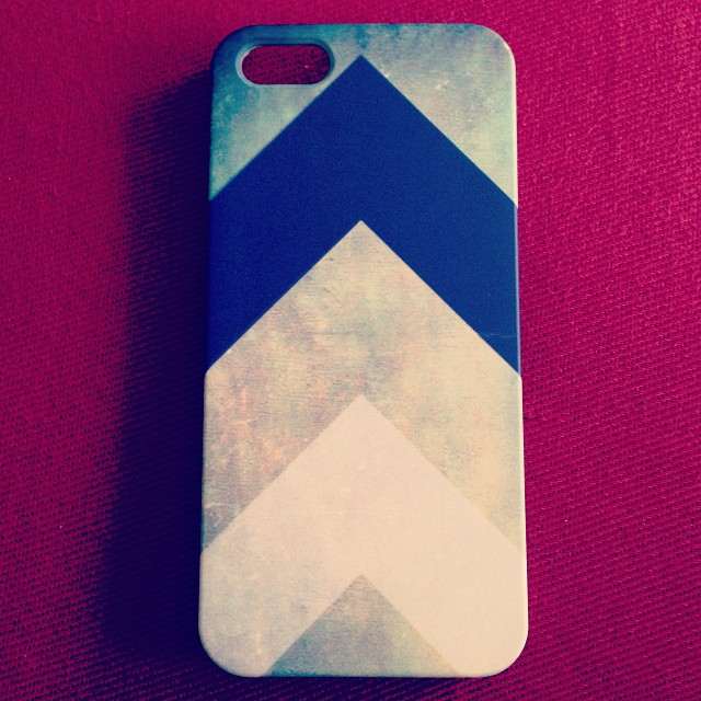 Blue coque
