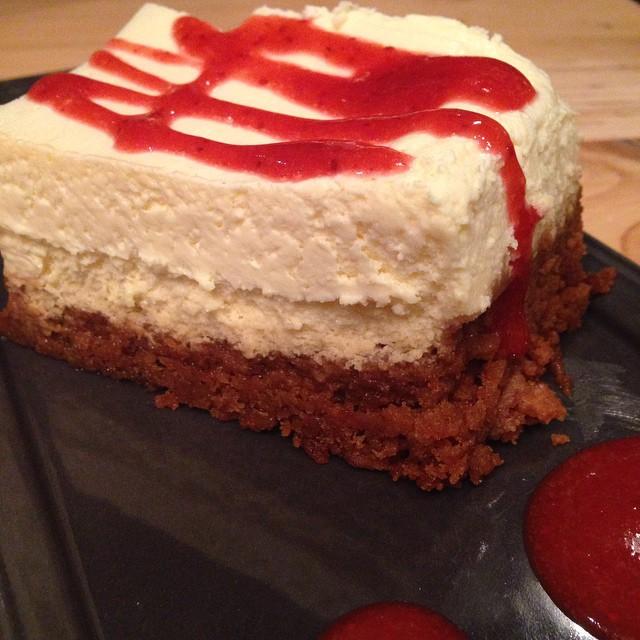 butcher bro cheesecake