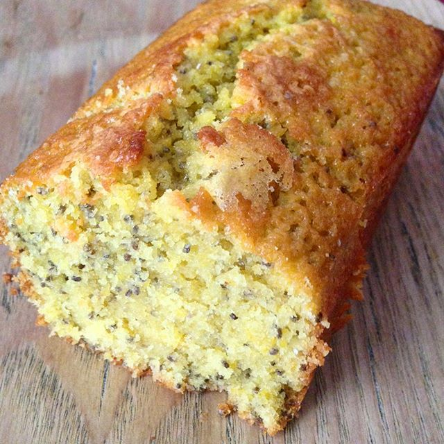 Cake Au Citron Healthy