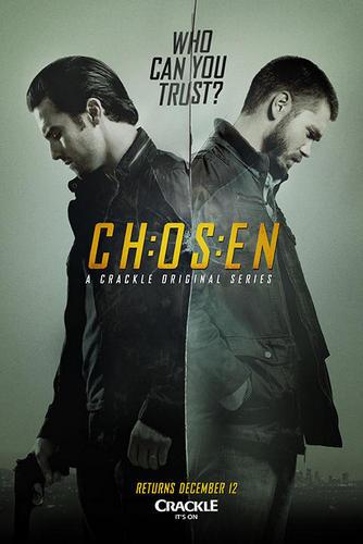 série chosen crackle
